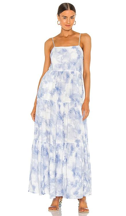 Clarissa Maxi Dress JONATHAN SIMKHAI $495 NEW