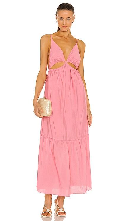 Calliope Cut Out Dress JONATHAN SIMKHAI $350 NEW