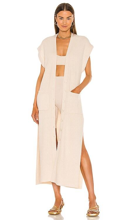 Selma Loungewear Top JONATHAN SIMKHAI $435 NEW