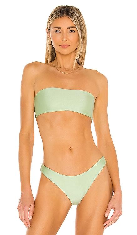 All Around Bandeau Bikini Top JADE SWIM $80 NEW
