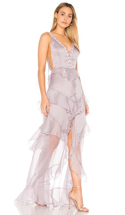 Olympus Maxi Dress THE JETSET DIARIES $310
