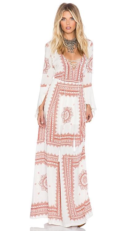 Santorini Dress THE JETSET DIARIES $249