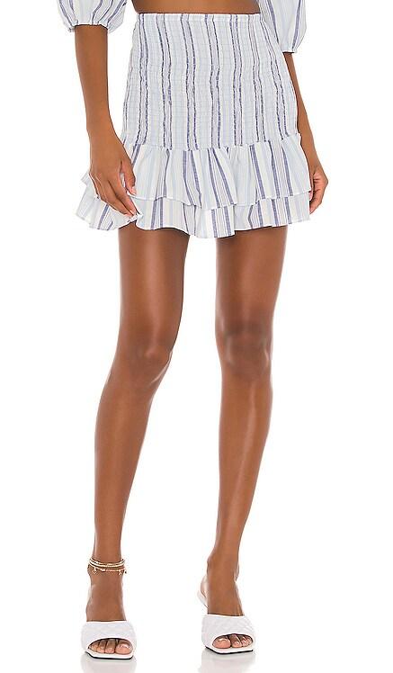Monroe Skirt THE JETSET DIARIES $150