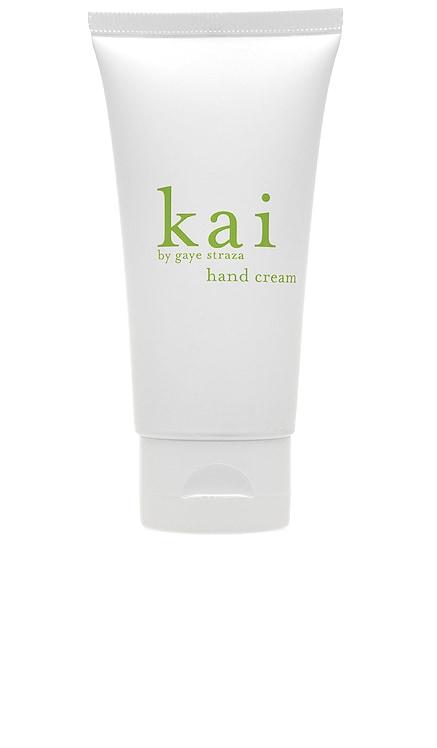 Hand Cream kai $21