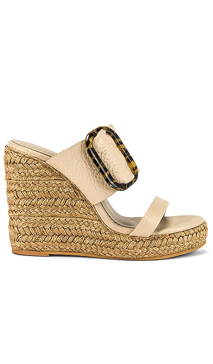 Kos Two Strap Wedge Kaanas $159 NEW ARRIVAL