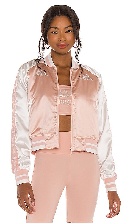 x JUICY COUTURE Europa Jacket Kappa $225