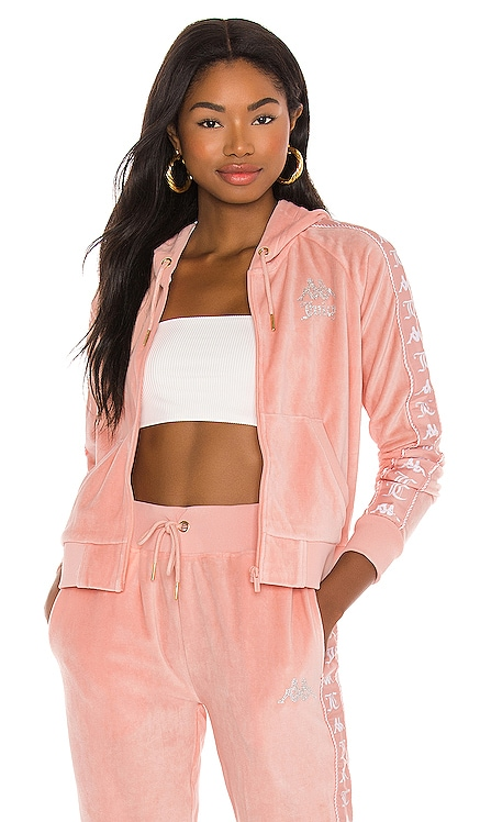 x JUICY COUTURE Egeo Jacket Kappa $150 NEW