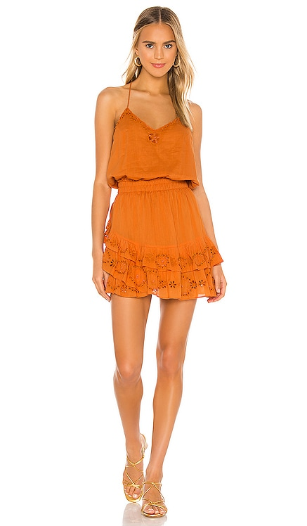 Lucia Embellished Mini Dress Karina Grimaldi $231 NEW