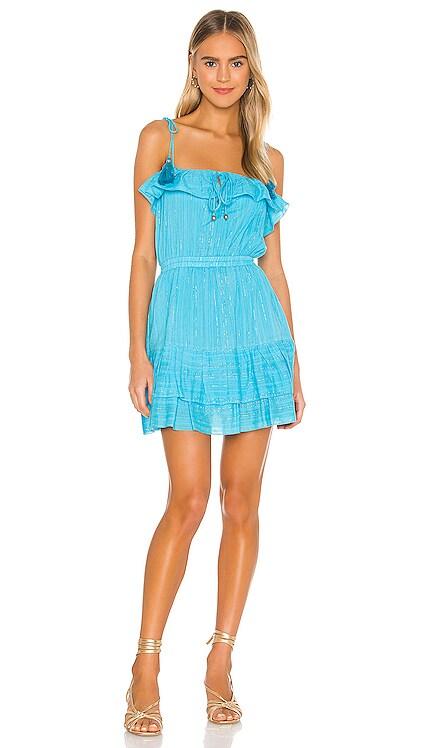Paloma Metallic Mini Dress Karina Grimaldi $202 BEST SELLER