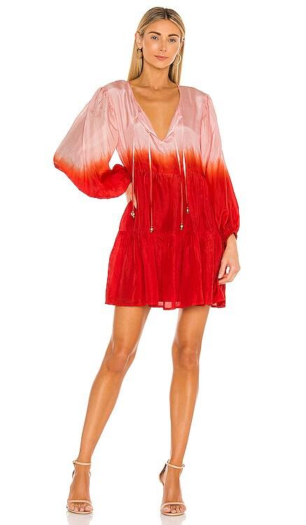 Mia Mini Dress Karina Grimaldi $306 NEW
