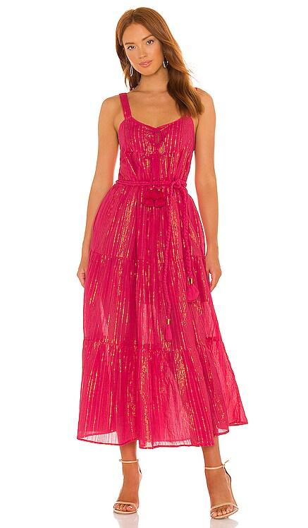Belle Maxi Dress Karina Grimaldi $262 NEW