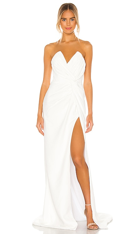 X NOEL AND JEAN Wisteria Gown Katie May $795 BEST SELLER