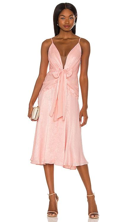 Sway Zee Dress Katie May $250 NEW