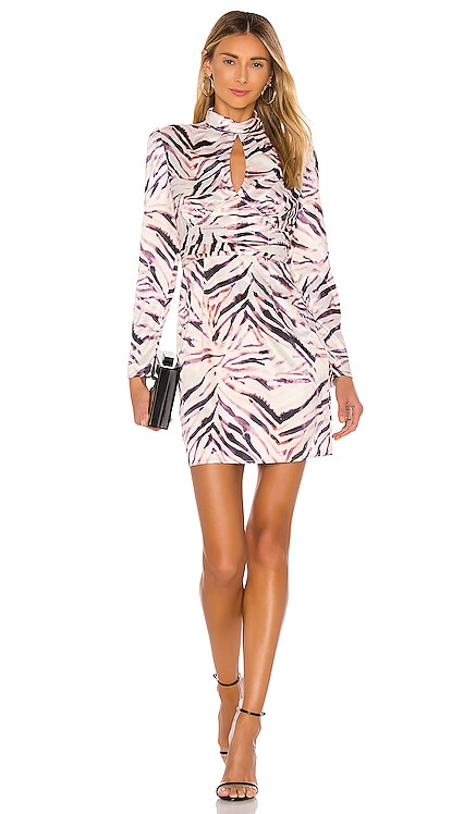Shirred Neck Keyhole Dress KENDALL + KYLIE $89 NEW ARRIVAL
