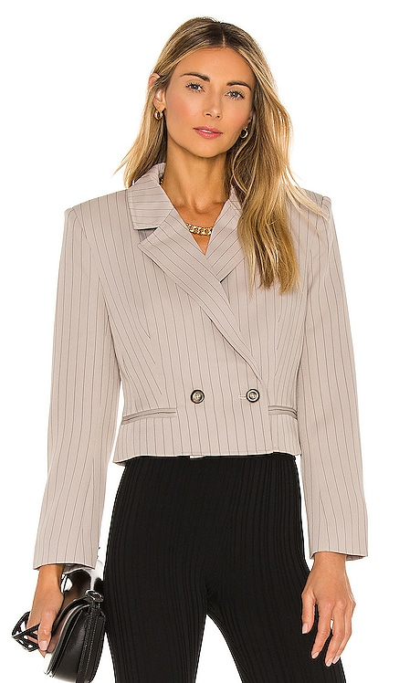 Double Breasted Cropped Blazer KENDALL + KYLIE $89 BEST SELLER