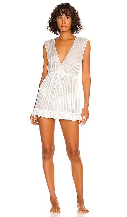 Peek-A-Boo Mini Dress Kiki de Montparnasse $324 NEW