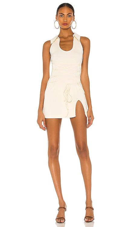 Stretch Cotton Dress Kim Shui $231 NEW