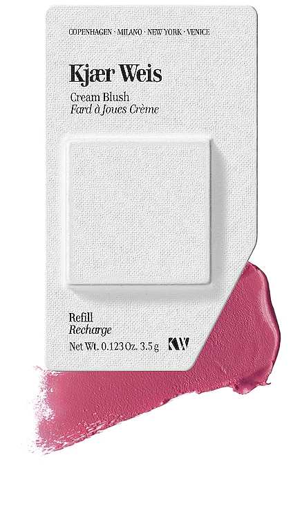 Cream Blush Refill Kjaer Weis $32 BEST SELLER