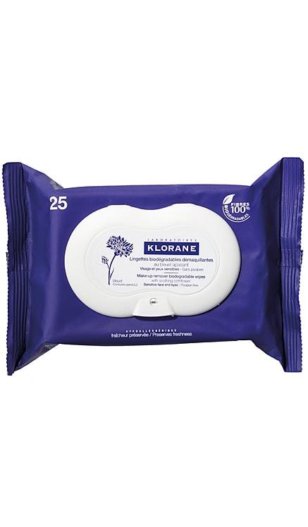 CORNFLOWER 卸裝擦拭巾 Klorane $13