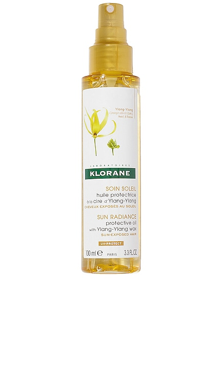 HUILE CAPILLAIRE PROTECTIVE OIL WITH YLANG-YLANG Klorane $18 BEST SELLER