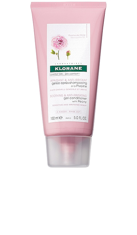 Gel Conditioner with Peony Klorane $20 BEST SELLER