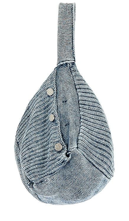 Cube Bag Knorts Denim Knitwear $200