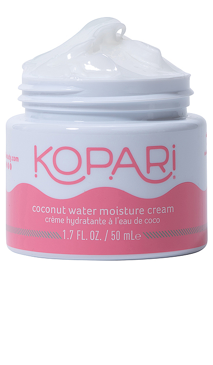 Coconut Water Moisture Cream Kopari $25 NEW