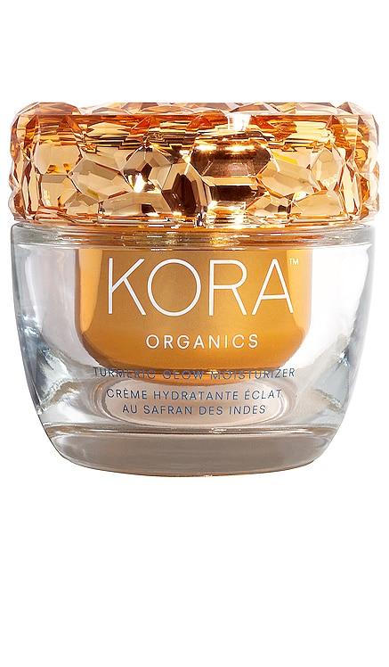 TUMERIC GLOW モイスチャライザー KORA Organics $58 ベストセラー