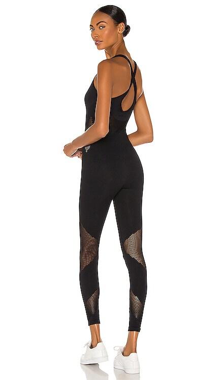 Farah Seamless Jumpsuit KORAL $135 NEW