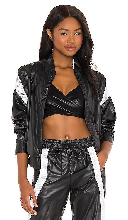 Burnish Zephyr Jacket KORAL $198 NEW