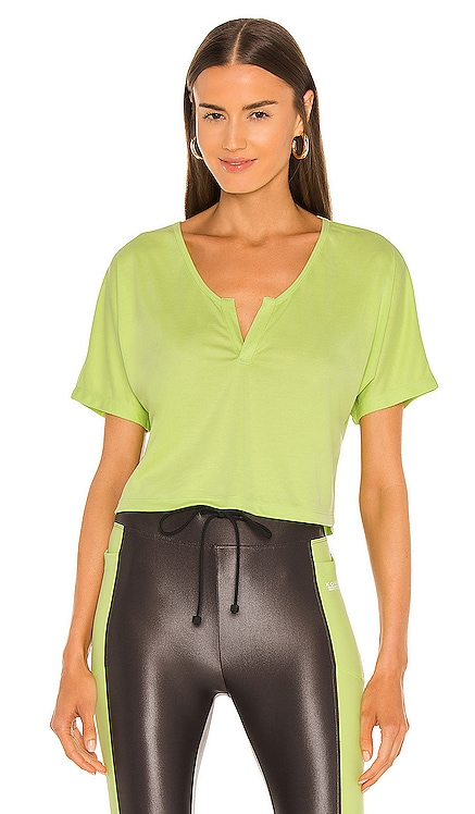 Regal Marlow Crop Top KORAL $85