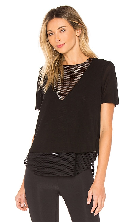 Double Layer Tee KORAL $85 BEST SELLER