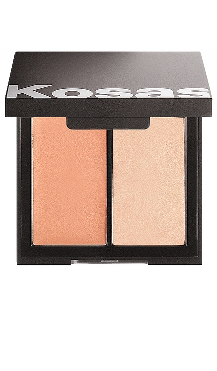 ILLUMINATEUR ET BLUSH SATURATE Kosas $34