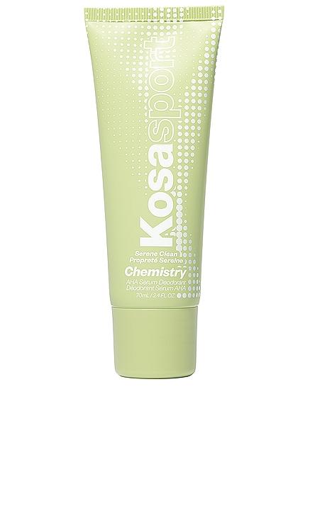 Sport Chemistry AHA Serum Deodorant Kosas $15 NEW
