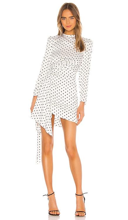 Foolish Long Sleeve Mini Dress keepsake $185 BEST SELLER