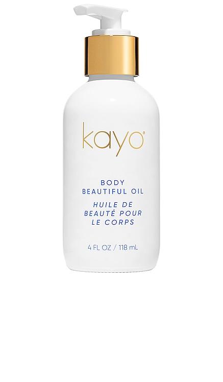 Body Beautiful Oil Kayo Body Care $58