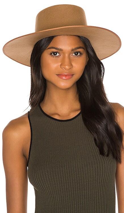Teak Rancher Boater Hat Lack of Color $149 BEST SELLER