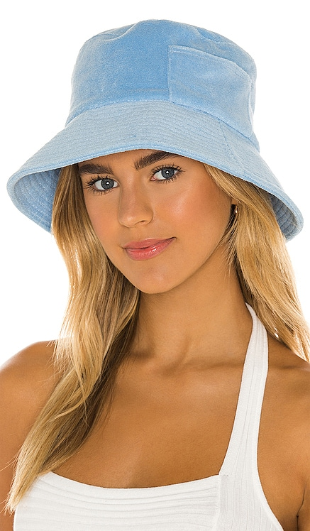 Wave Bucket Hat Lack of Color $99