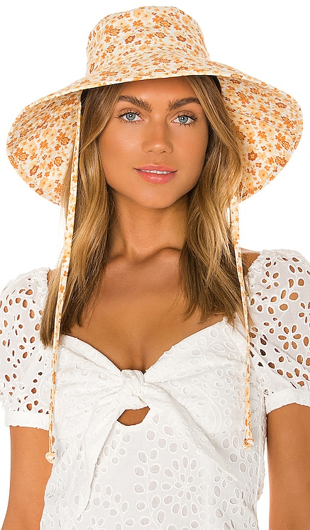 Holiday Bucket Hat Lack of Color $119