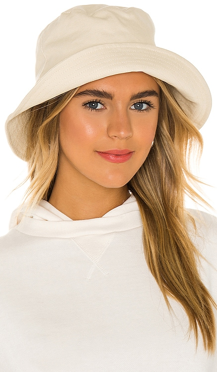Wave Bucket Hat Lack of Color $89 NEW