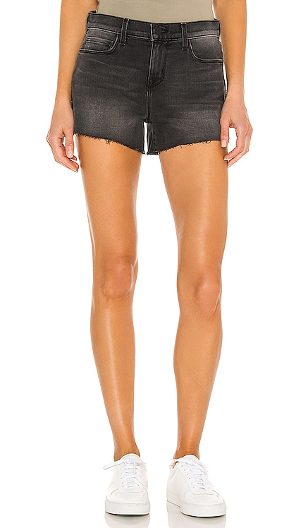 Audrey Mid Rise Short L'AGENCE $220 NEW