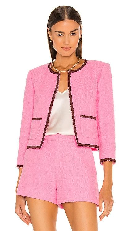 Alexandria Cropped Jacket L'AGENCE $595