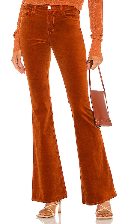 Bell High Rise Flare Pant L'AGENCE $245
