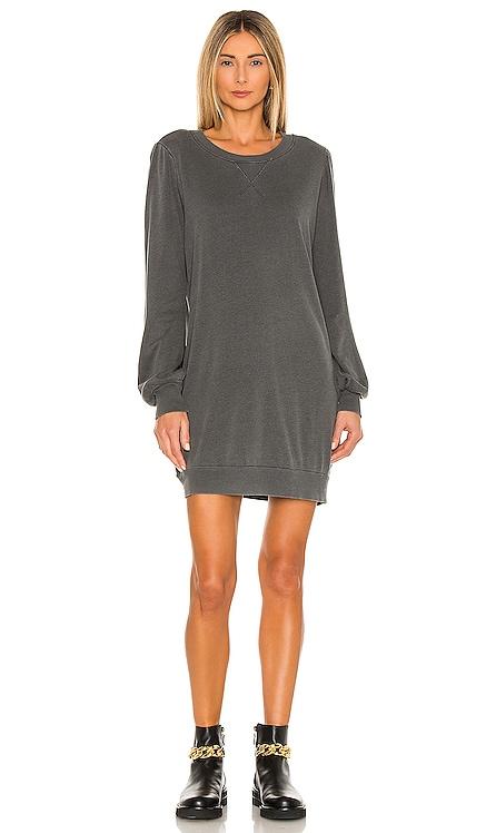 Just Landed Sweatshirt Dress LA Made $154