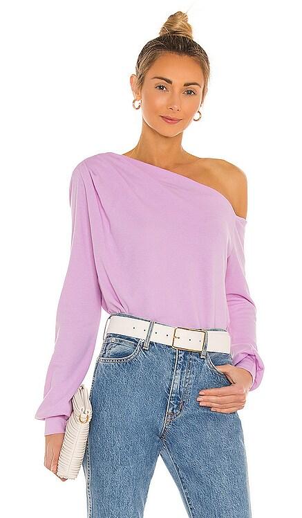 Audrey Off Shoulder Pullover LA Made $110 BEST SELLER