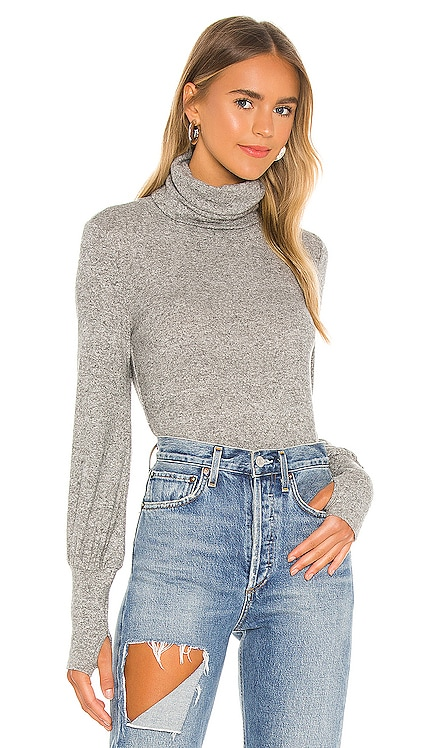 Alina Turtleneck LA Made $97 NEW