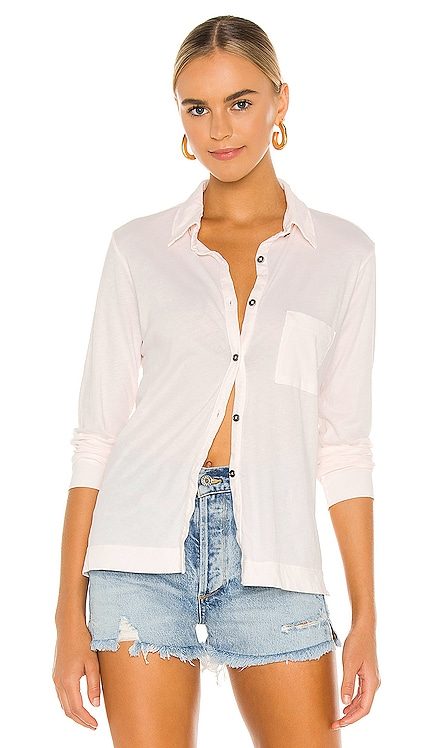 Century Button Up Top LA Made $150 NOUVEAU