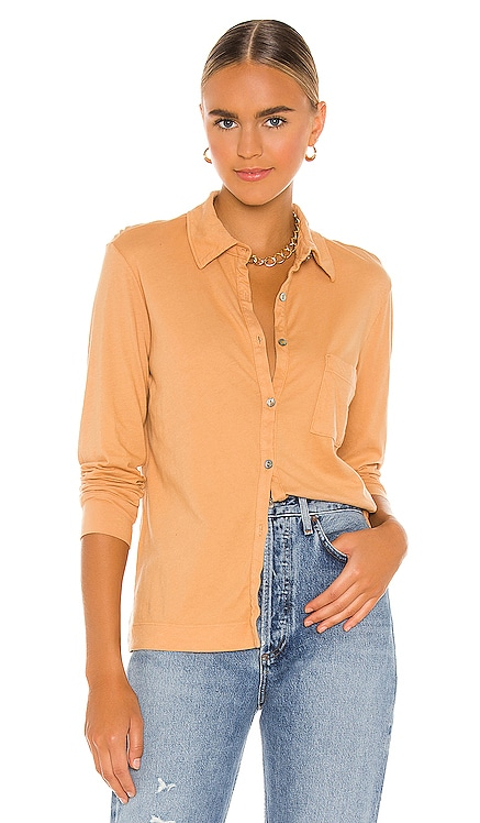 Century Button Up Top LA Made $110