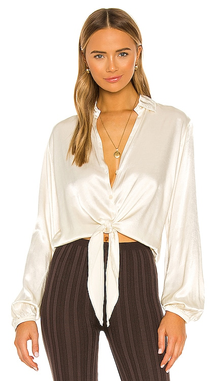 Bryant Wrap Top LA Made $185 NOUVEAU