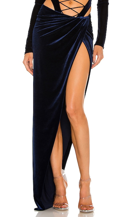 Wrap Maxi Skirt LaQuan Smith $895